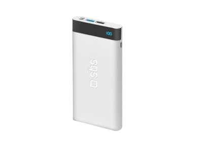 Powerbank SBS PD Charge 10.000 mAh Ασημί