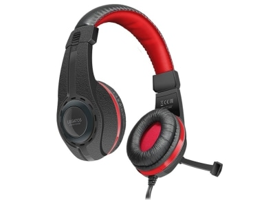 Speedlink Legatos Stereo PS4 - Gaming Headset Μαύρο
