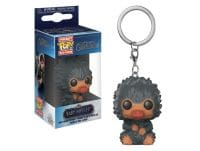 Φιγούρα Pocket Pop! Vinyl Keychain: Baby Niffler (Grey)