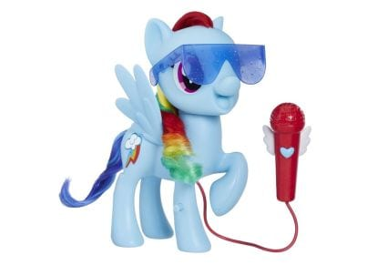 Φιγούρα My Little Pony Singing Rainbow Dash