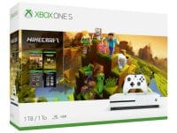 Microsoft Xbox One S White - 1TB Minecraft Creators Bundle