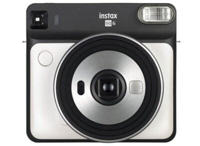 7cf0a4c3ff Instant Camera Fujifilm Instax Square SQ6 - Pearl White