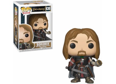 Φιγούρα Funko Pop! Movies - Boromir (Lord of the Rings/Hobbit S4)