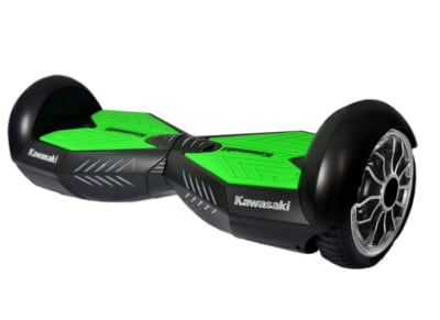 Hoverboard Kawasaki Mini Scooter 10 Πράσινο