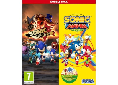 Sonic Mania Plus & Sonic Forces Double Pack - Xbox One Game
