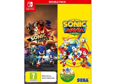 Sonic Mania & Sonic Force Double Pack-Nintendo Switch Game