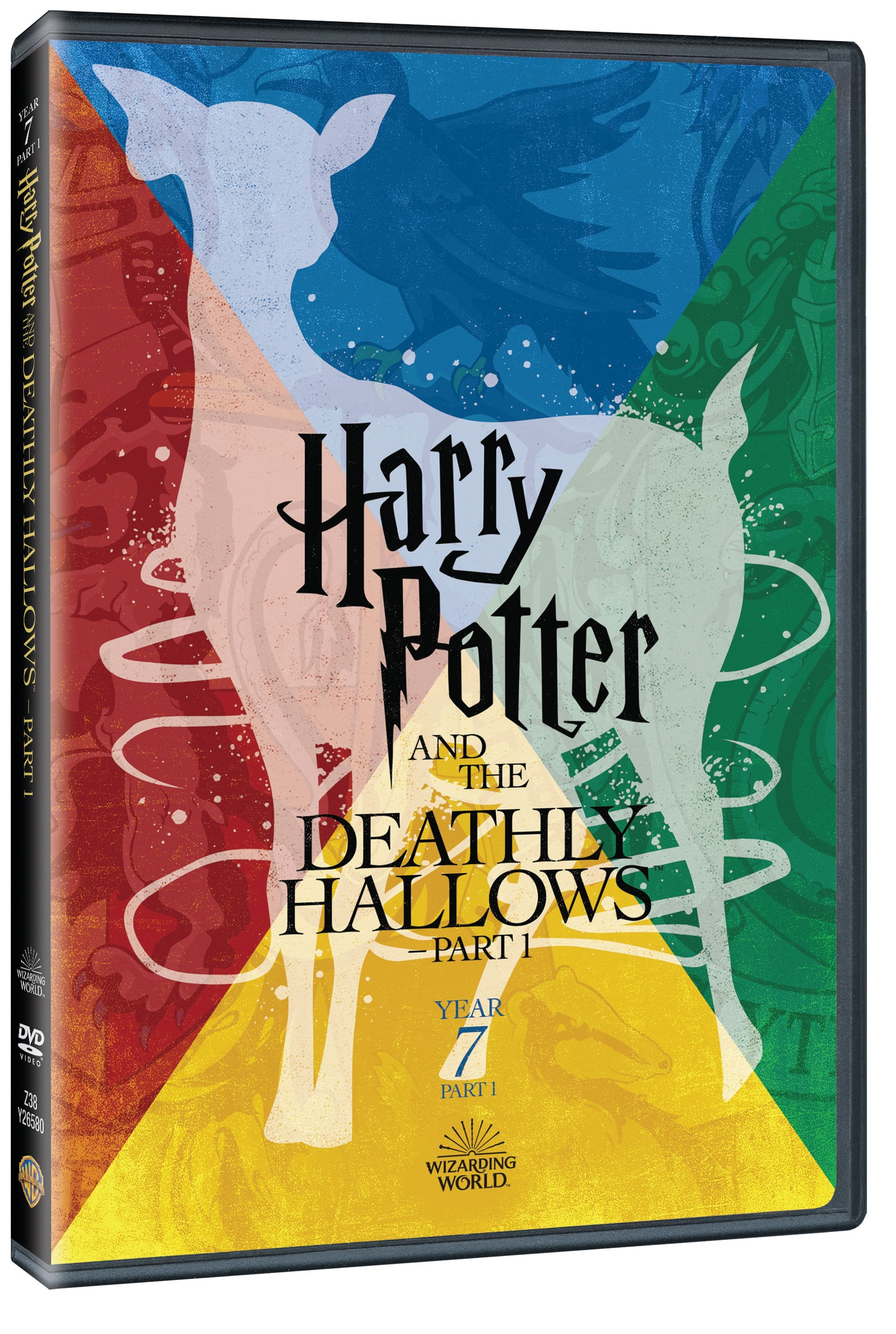 HARRY POTTER & DEATHLY HALLOWS-PART 1