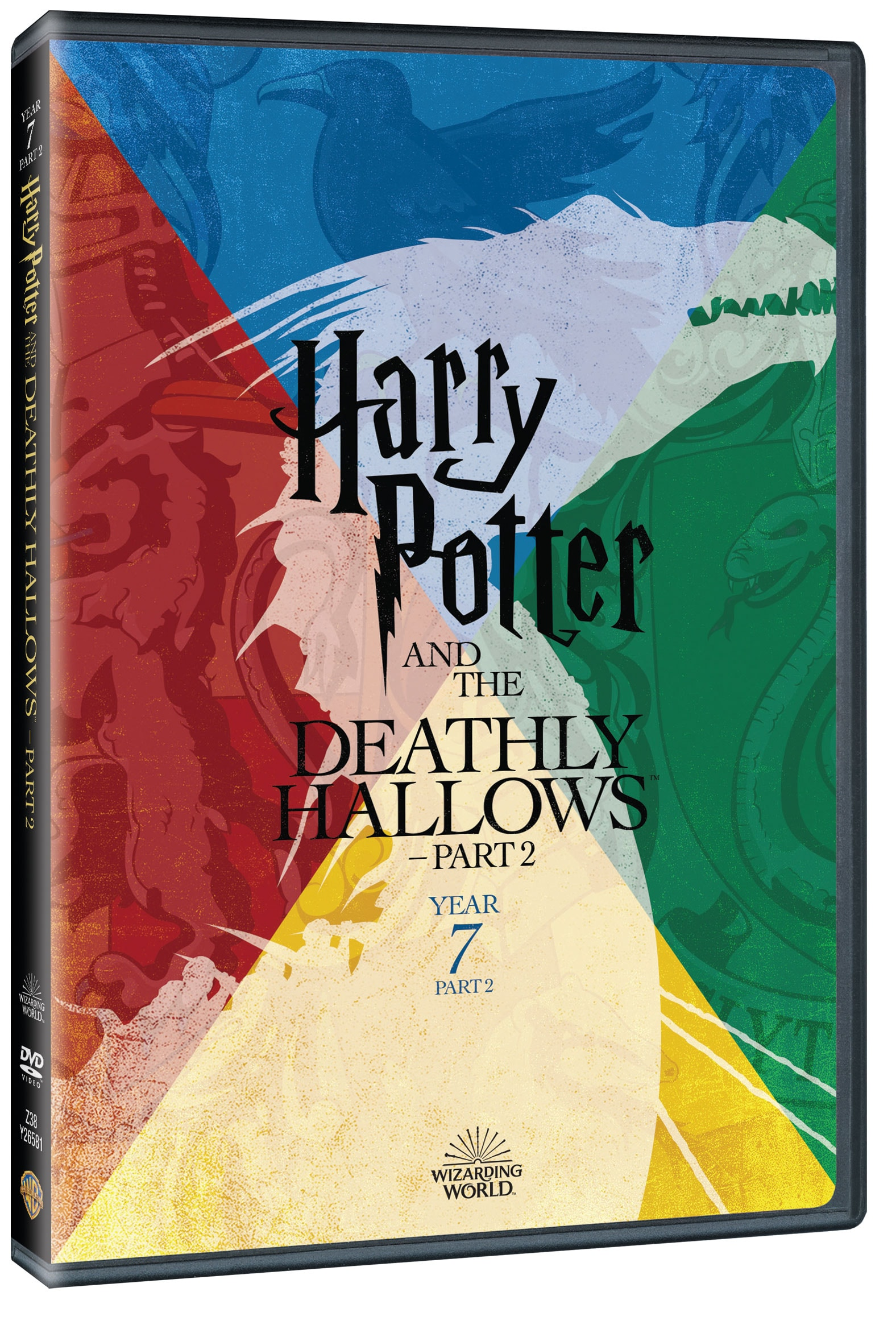 HARRY POTTER & DEATHLY HALLOWS-PART 2