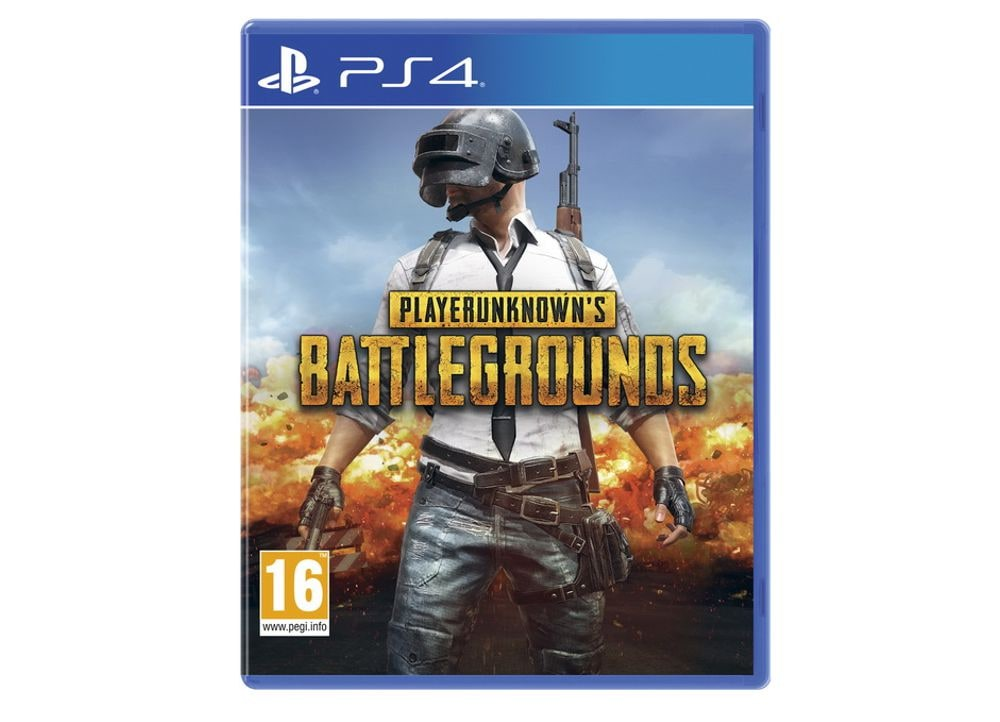 PlayerUnknown's Battlegrounds - PS4 Game