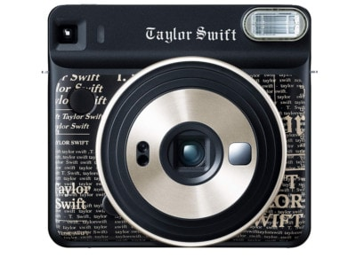 Instant Camera Fujifilm Instax Square SQ6 Taylor Swift - Μαύρο