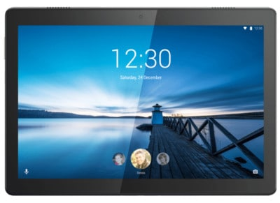 "Tablet Lenovo M10 10"" 16GB 4G Μαύρο"