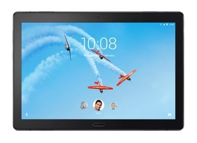 "Lenovo Tab P10 Tablet 10.1"" 64GB Μαύρο"