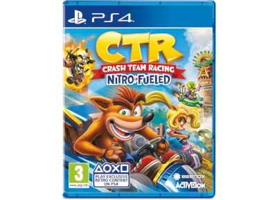 Crash Team Racing: Nitro-Fueled – PS4 Game