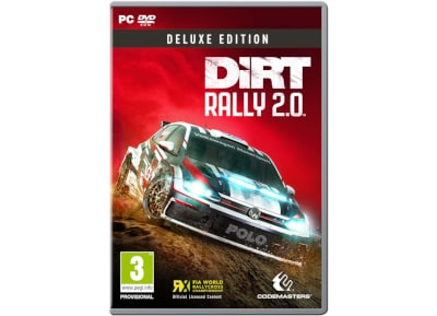 Dirt Rally 2.0 - Deluxe Edition - PC Game