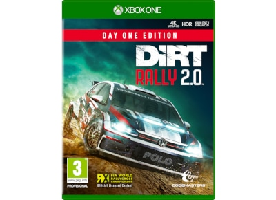 Dirt Rally 2.0 - Day One Edition - Xbox One Game