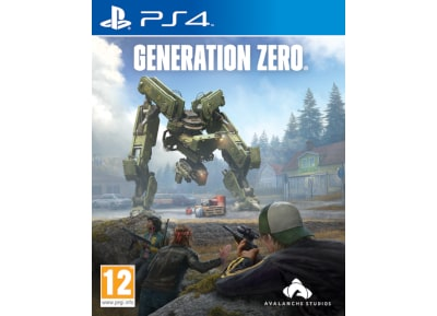 Generation Zero – PS4 Game