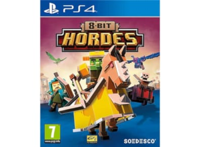 8-Bit Hordes - PS4 Game