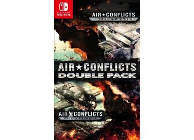 Air Conflicts Double Pack Nintendo Switch Game