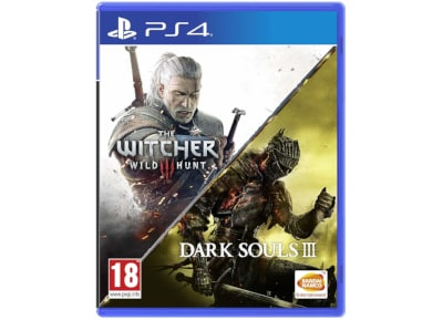 Dark Souls III & The Witcher 3 Wild Hunt Compilation – PS4 Game