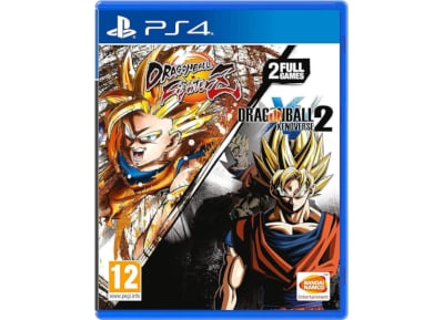 Dragon Ball Fighterz+ Xenoverse 2- PS4 Game