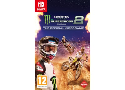 Monster Energy Supercross the Official Videogame 2 - Nintendo Switch Game