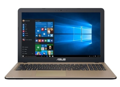 "Laptop Asus X540UB-DM746T - 15.6"" (i3-7020U/4GB/256GB/ΜΧ110 2GB)"