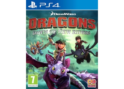 Dragons Dawn Of New Riders – PS4 Game