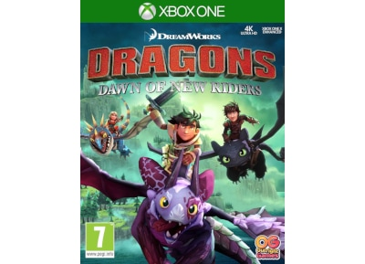 Dragons Dawn Of New Riders - Xbox One Game