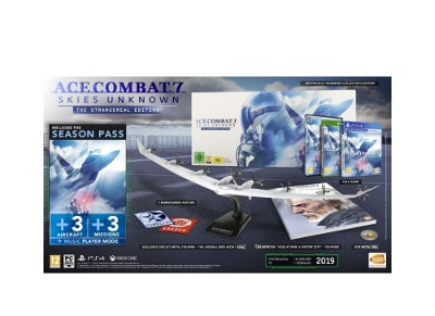Ace Combat 7 : Skies Unknown - The Strangereal Edition - Collector - PC Games gaming   παιχνίδια ανά κονσόλα   pc