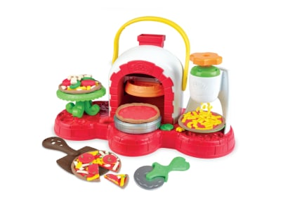 Stamp N' Top Pizza Play-Doh