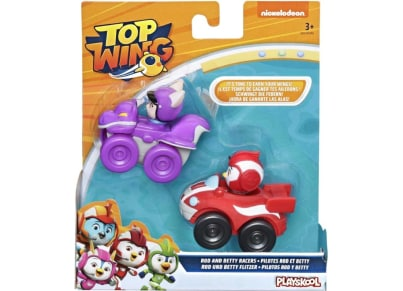 Top Wings Mission Control Racers