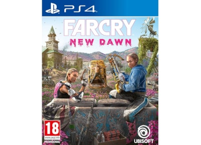 Far Cry New Dawn – PS4 Game