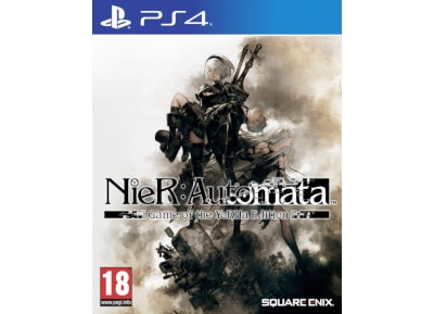 Nier Automata Game of the YoRHa Edition – PS4 Game