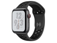 Apple Watch Nike+ Series 4 44mm Space Grey Aluminium Black Sport Band
