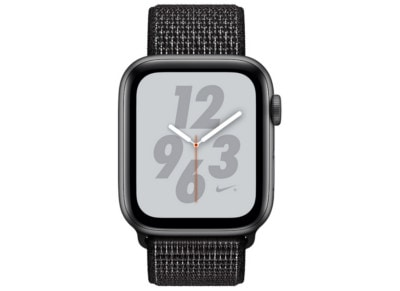 Apple Watch Nike+ Series 4 44mm Space Grey Aluminium Black Nike Sport Loop
