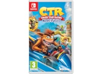 Crash Team Racing: Nitro-Fueled - Nintendo Switch Game