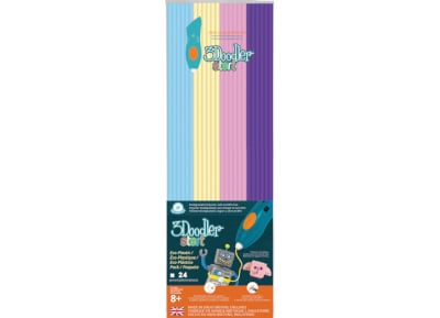 3Doodler Start Plastic Mix Packs - Multi color - 24 τμχ