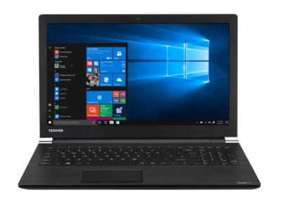 "Laptop Toshiba Satellite Pro R50-E-11W - 15.6"" (i3-7130U/4GB/1TB/HD 620)"