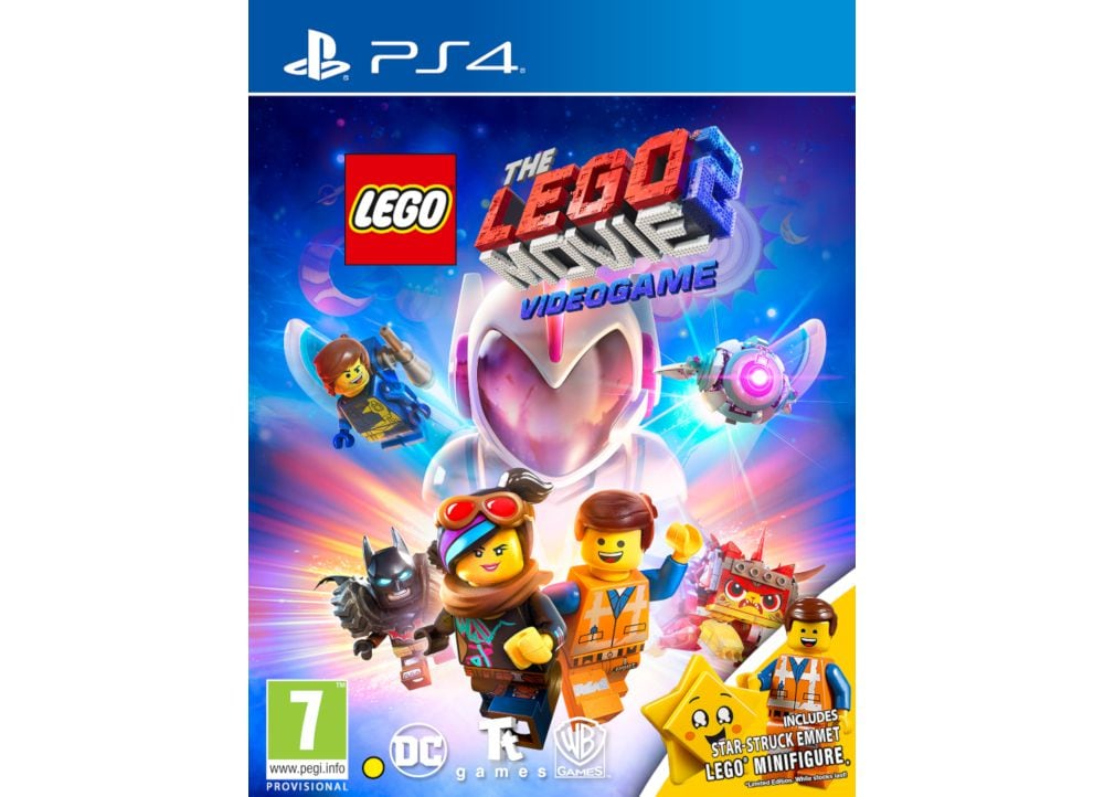 Lego Movie 2 Videogame - PS4 Game