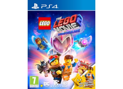 Lego Movie 2 Videogame – PS4 Game