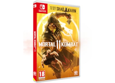 Mortal Kombat 11 - Nintendo Switch Game