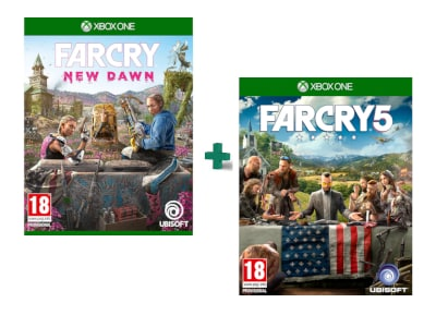 Far Cry 5 & Far Cry New Dawn - Xbox One Game