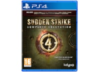 Sudden Strike 4 Complete Collection - PS4 Game