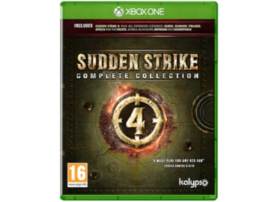 Sudden Strike 4 Complete Collection - Xbox One Game