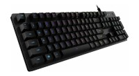 Logitech G512 Carbon Tactile RGB Mechanical - Πληκτρολόγιο Gaming Μαύρο
