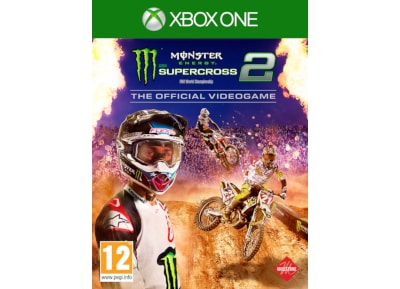 Xbox One Used Game: Monster Energy Supercross the Official Videogame 2