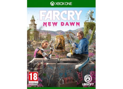 Xbox One Used Game: Far Cry New Dawn
