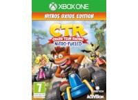 Crash Team Racing: Nitro-Fueled - Nitros Oxide Edition - Xbox One Game
