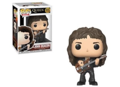 Φιγούρα Funko Pop! Rocks - Queen - John Deacon
