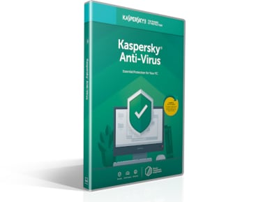 Kaspersky Anti-Virus 2019 - 1 έτος (1 PC)